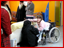 Ἐπίσκεψη–Συνάντηση στὸ «Κέντρο Ἀποκατάστασης Ἀνάπηρων Παιδιῶν» Βούλας