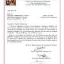 Επιστολές: Ομολογία Πίστεως κατά του Οικουμενισμού