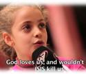 Η 10χρονη Μύριαμ από το Ιράκ που συγχώρεσε την ISIS